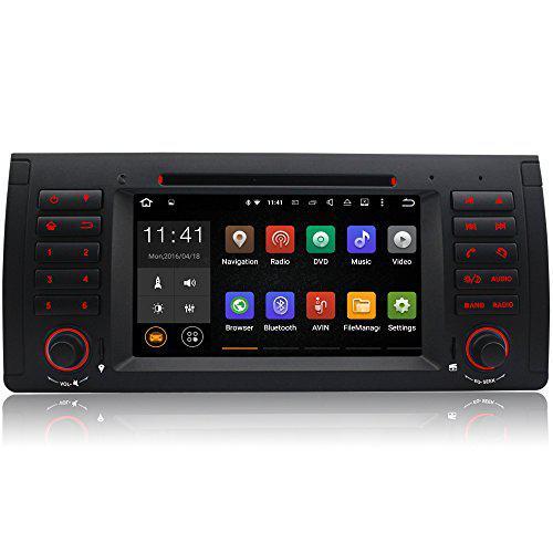 Multimedia για BMW  S.5  E39  -  X5  E53  mod. 1997-2006 1.6GHz - A9 4core 32GB μνήμη Android 5.1