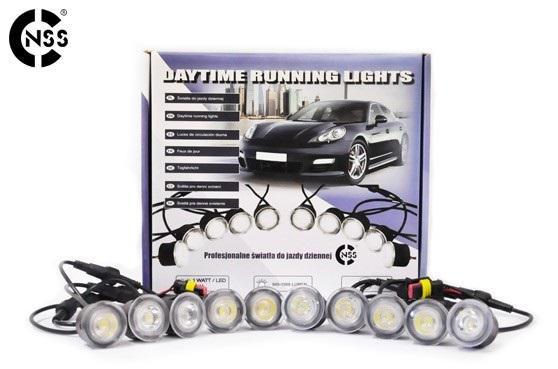Φώτα ημέρας led  DRL NSSC 502 Mini