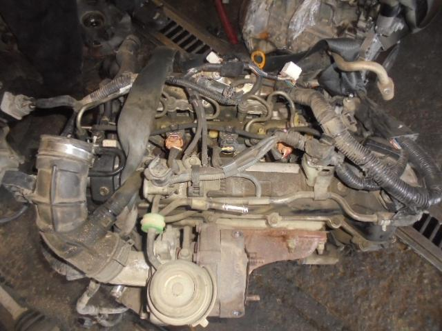 Κινητήρας Κορμός - Καπάκι για TOYOTA YARIS (2006 - 2009) (KL9) 1400 (1ND-TV) Diesel 90 (NLP90) D-4D | Kiparissis - The King of Parts