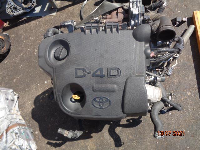 Κινητήρας Κορμός - Καπάκι για (1ND) TOYOTA YARIS (2009 - 2012) (XP90) 1.400cc DIESEL   Kiparissis - The King of Parts