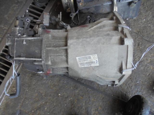 Κιβώτιο Ταχυτήτων (Σασμάν) Χειροκίνητο για MERCEDES SPRINTER (2000 - 2006) (901) (902) (903) 2700 (OM 612.981) diesel 156 216 CDI | Kiparissis - The King of Parts