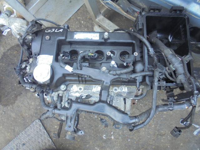 Κινητήρας Κορμός - Καπάκι για HYUNDAI i10 (2014 - 2019) 1000 (G3LA) Petrol MPi 66hp   Kiparissis - The King of Parts