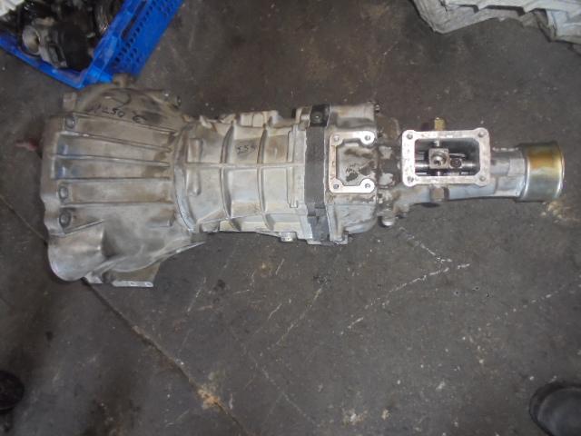 Κιβώτιο Ταχυτήτων (Σασμάν) Χειροκίνητο για TOYOTA HI-ACE (1996 - 2006) (XH10) 2400 (2L) diesel 79 (LXH12-22) | Kiparissis - The King of Parts