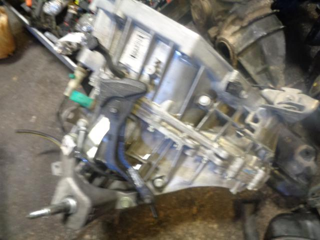 Κιβώτιο Ταχυτήτων (Σασμάν) Χειροκίνητο για NISSAN QASHQAI (2014 - 2017) 1500 Diesel dCi 2wd 110hp K9K 636 | Kiparissis - The King of Parts