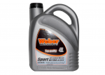 WEBER SPORT ULTRA SAE 5W/30 100% SYNTHETIC MOTOR OIL 4L