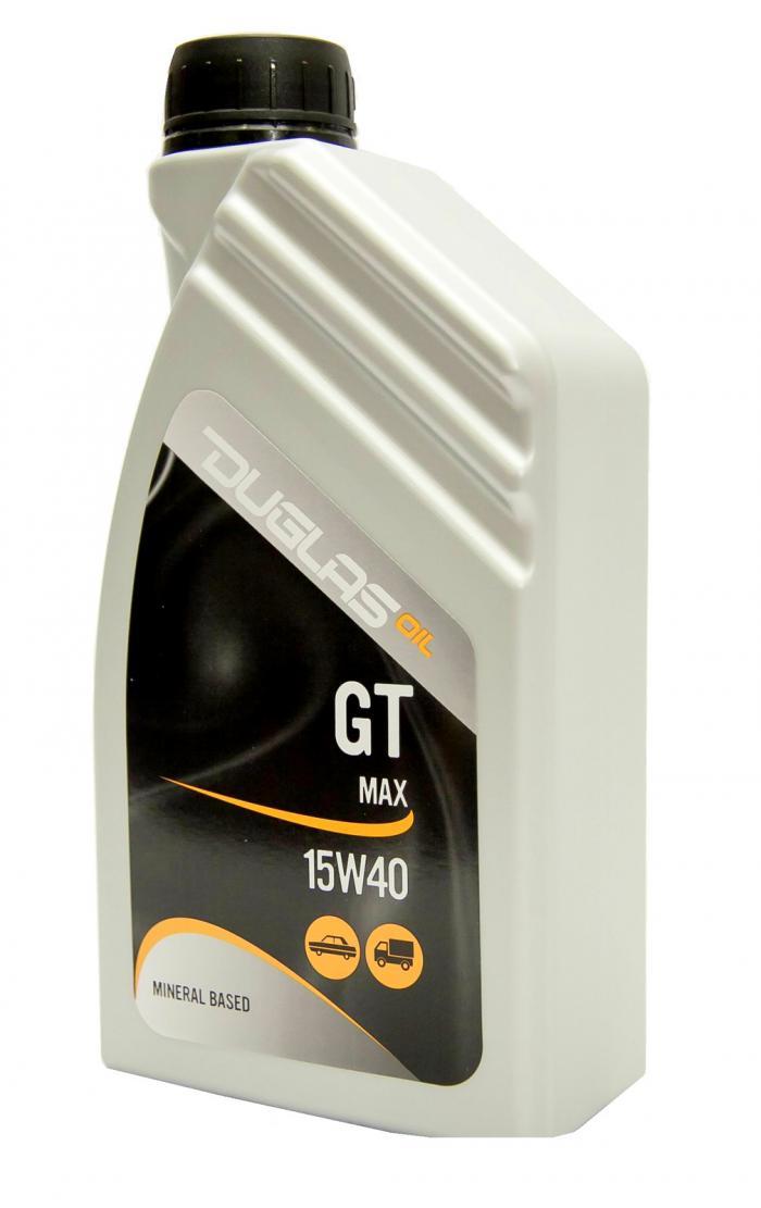DUGLAS OIL GT MAX 15W-40 API SJ CF 1L