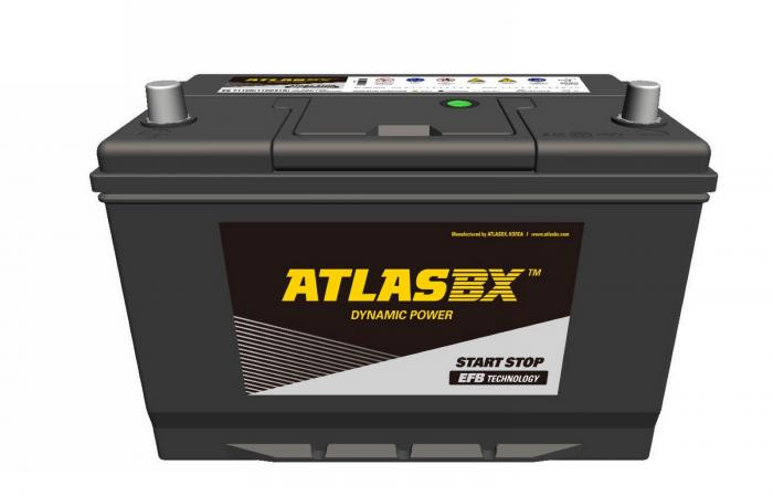 ATLASBX 80AH-800EN SE T110 EFB START-STOP ΔΕΞΙΑ