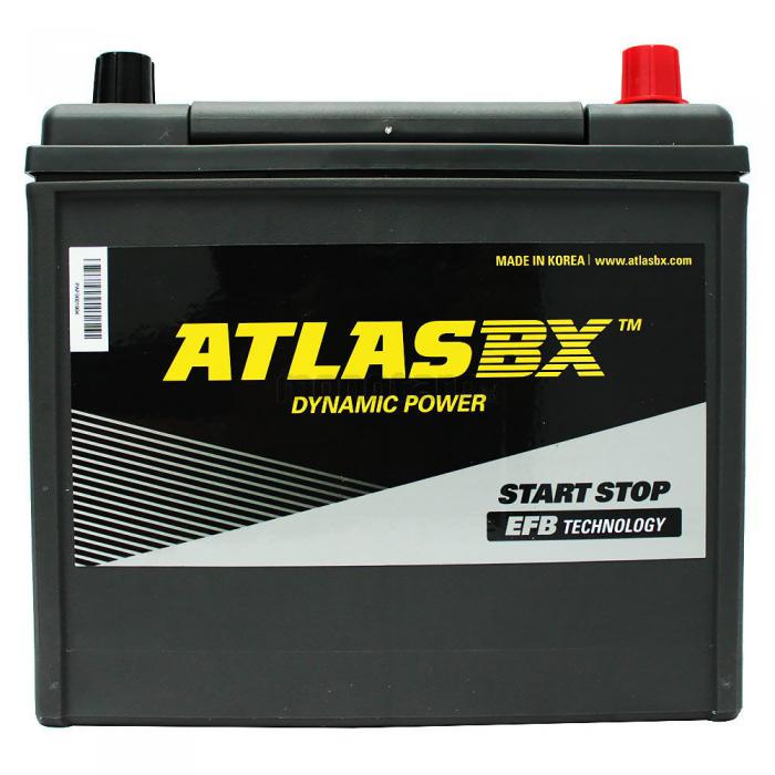 ATLASBX 68AH-730EN SE S95 EFB START-STOP ΔΕΞΙΑ