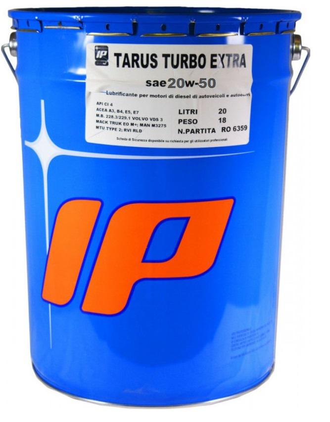 IP TARUS TURBO EXTRA SAE 20W-50 20L