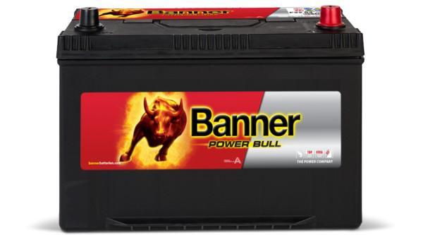 BANNER Power Bull 95AH-740A Δεξια