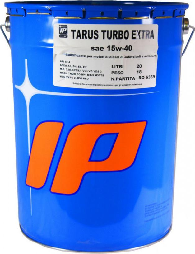 IP TARUS TURBO EXTRA SAE 15W-40 20L