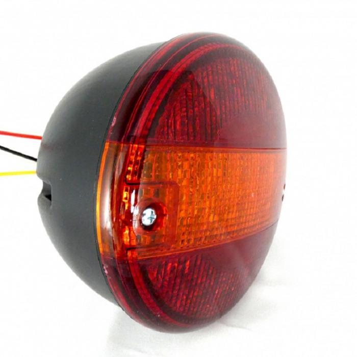 SHOPBATTERY LED Φανοί Οπίσθιοι 1τεμ 12V 24V Φρένων Φλας Θέσης