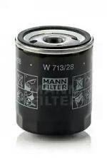 Φίλτρο λαδιού MANN-FILTER W71328