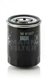 Φίλτρο λαδιού MANN-FILTER W6107