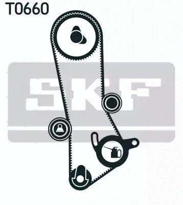 Σετ ιμάντα χρονισμού SKF VKMA91201