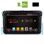 Σύστημα Εικόνας Και Ήχου VW - Skoda - Seat Group 2005-2012 Android 7.1.1 Digital IQ 8 ιντσών IQ-AN7870 GPS