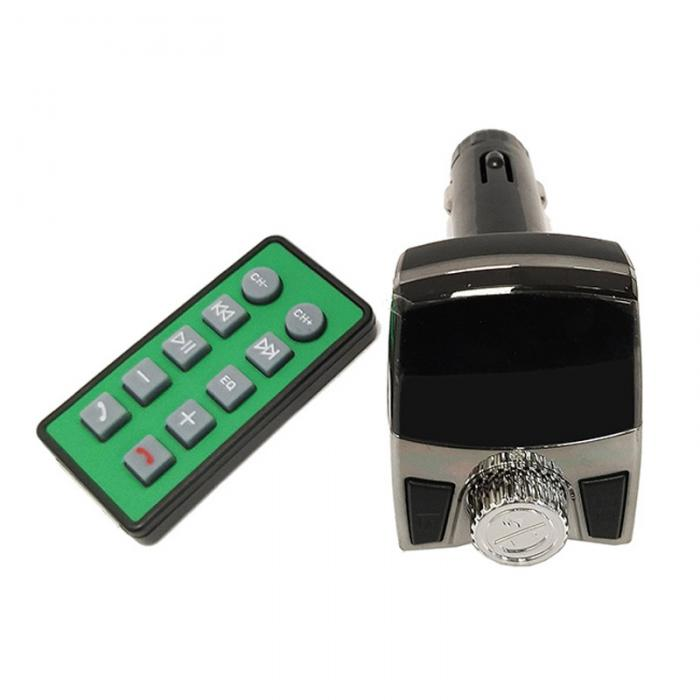 Hands Free FM Transmitter Φορτιστής / Aux / Wireless Allison ALS-A922 99513